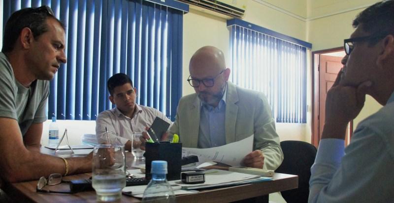 Professor Aleks Palitot traz cursos profissionalizantes de Brasília