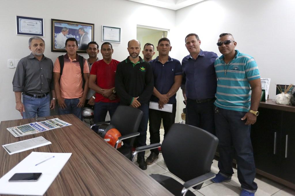 Maurão e Hermínio se reúnem com remanescentes do concurso de socioeducadores de 2014
