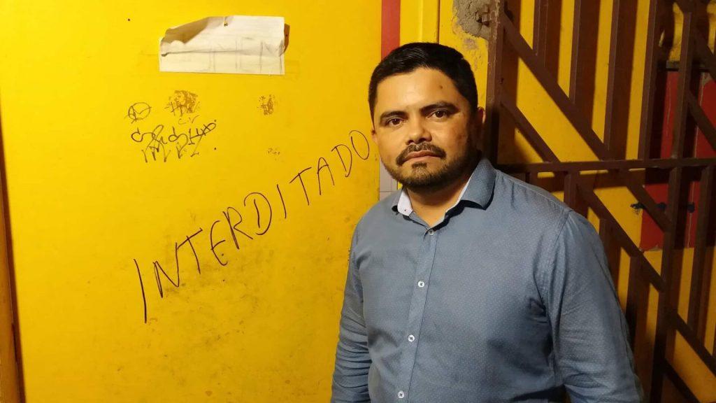 ABANDONO – Deputado Jesuíno visita Centro Gastronômico do Porto e encontra local em péssimas condições -VÍDEO