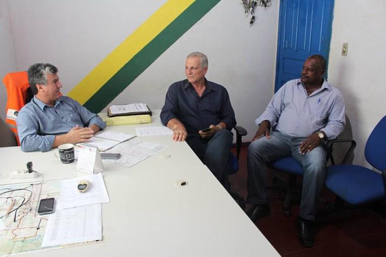 Deputado Adelino realiza várias ações parlamentares em Ariquemes