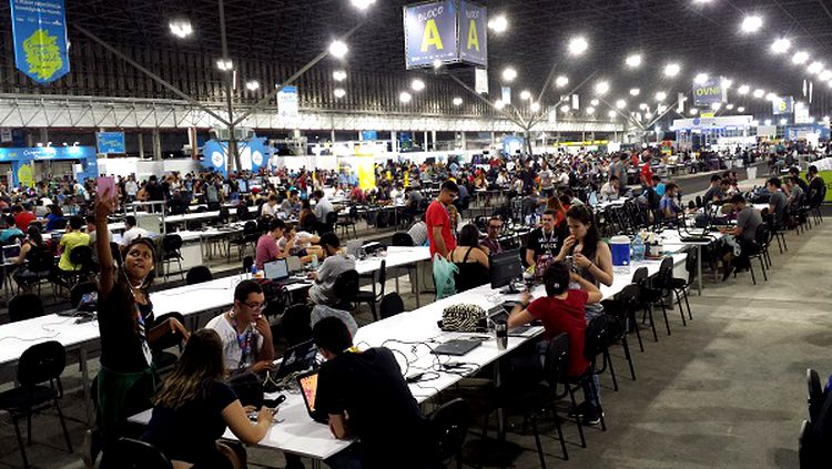 Capital Rondoniense vai sediar 1ª Campus Party da Região Norte do Brasil