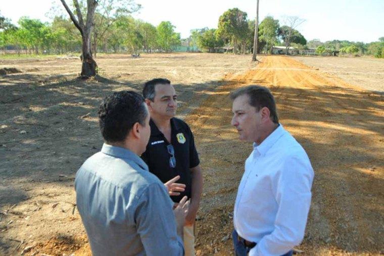 Prefeito Hildon Chaves diz que Portoagro deve movimentar R$ 100 milhões com o agronegócio