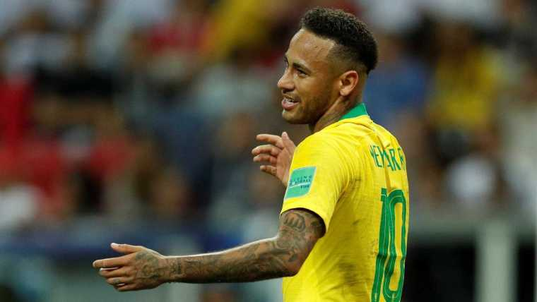 Sem Cristiano Ronaldo, Neymar está no radar do Real Madrid