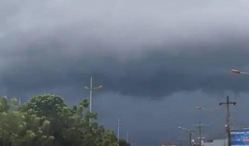 Frente fria derruba temperaturas em Rondônia nesta terça-feira