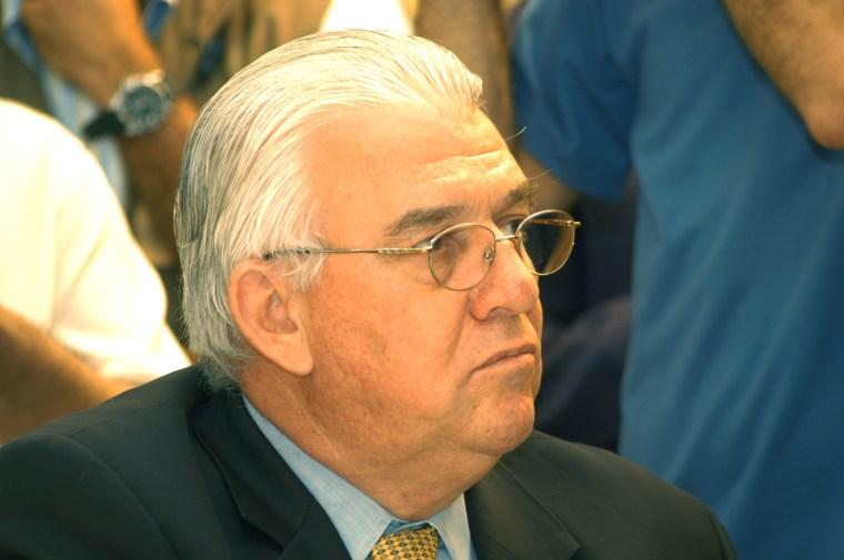 Nota de Pesar da Assembleia Legislativa pelo falecimento do ex-senador Rubens Moreira Mendes