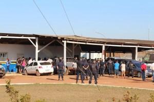 Sargento da PM morto em confronto com grileiros é velado sob forte comoção