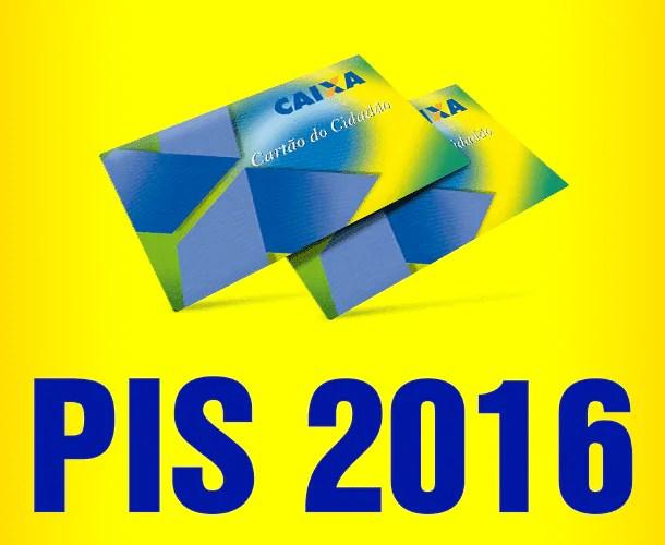 Consulta à cota do PIS estará disponível nesta segunda-feira (16)