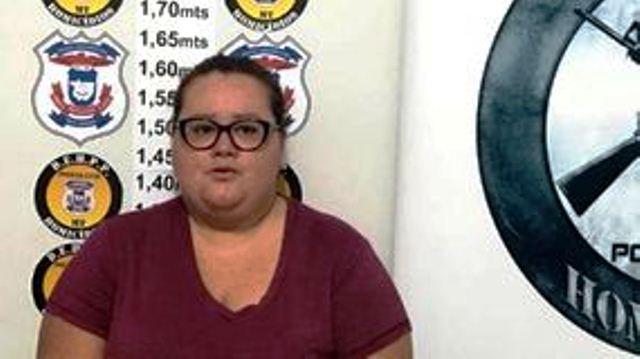 Rondoniense é presa suspeita de raptar bebê em Minas Gerais  – VÍDEO