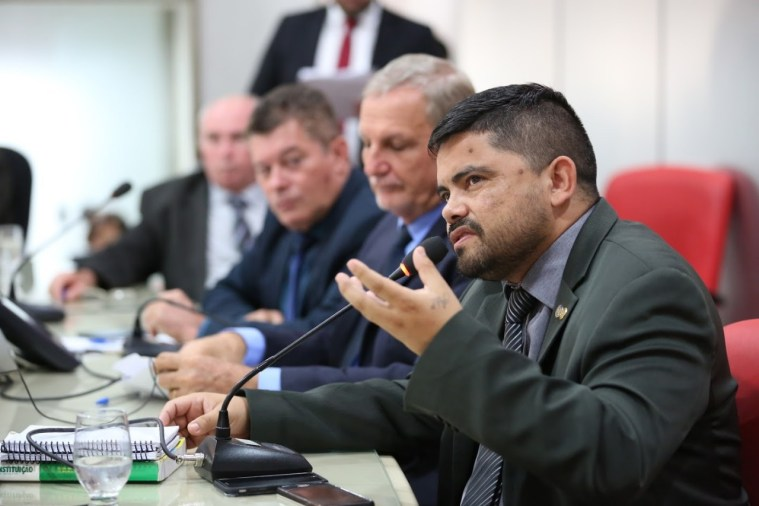 DENÚNCIA – PM's estão trabalhando em condições precárias na Ponta do Abunã