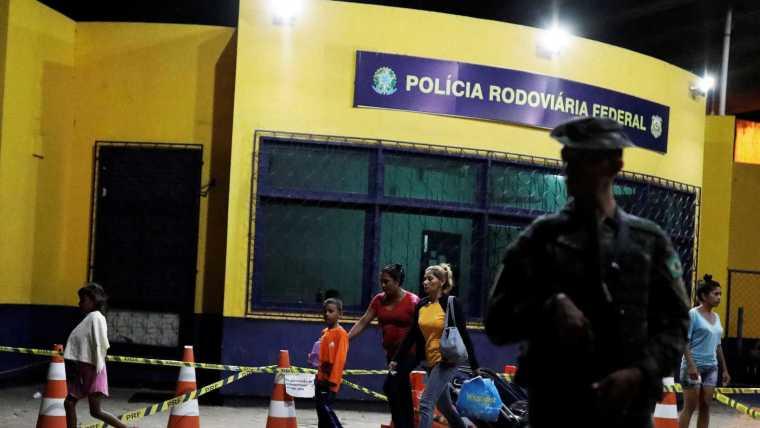 Clima de tensão se mantém na fronteira com a Venezuela