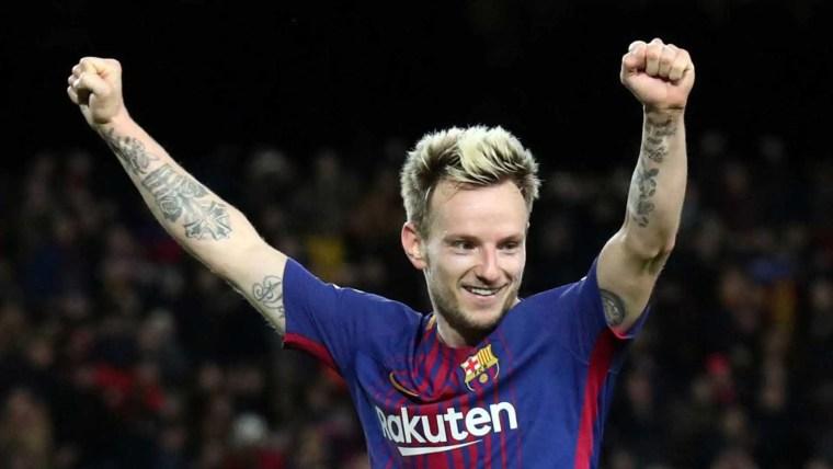 PSG quer tirar Rakitic do Barcelona, diz jornal espanhol