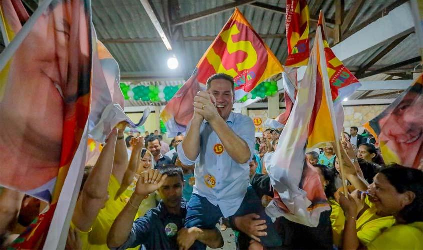 Maurão comemora adesões e manifestações de apoio à sua candidatura