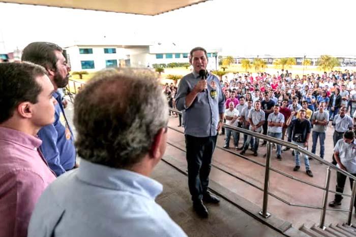 Maurão de Carvalho defende fortalecimento das empresas, para gerar mais empregos