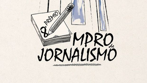 CONCURSO – Inscrições para o do 8º Prêmio MPRO de Jornalismo encerram-se no dia 31 de outubro