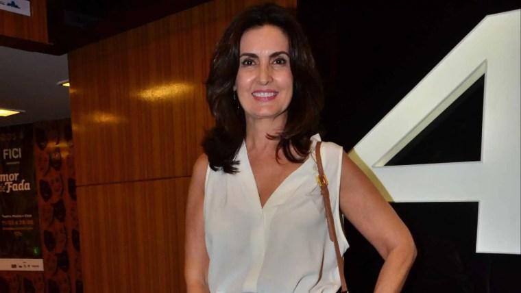 Fátima Bernardes não quer que filhos chamem madrasta de 'mãe'