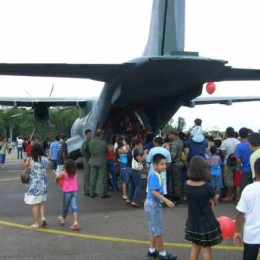 PORTÕES ABERTOS – Base Aérea de Porto Velho realiza evento neste sábado (20)