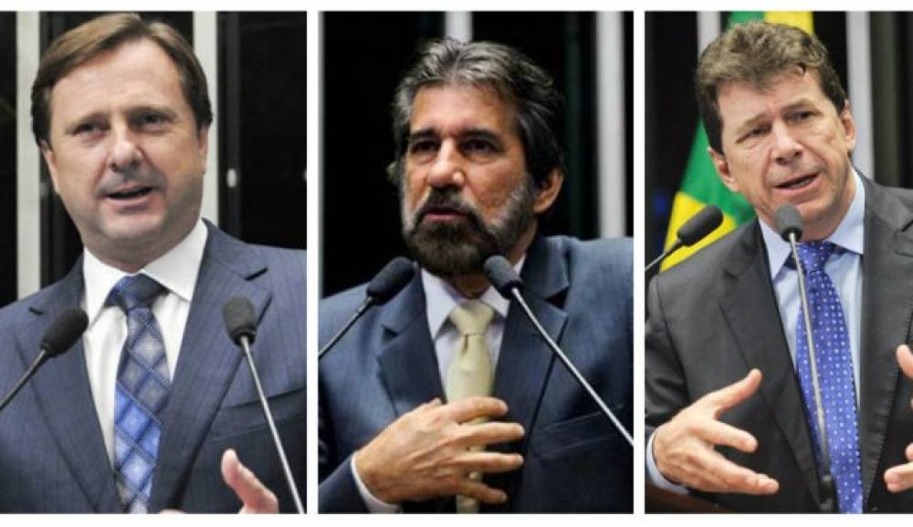 VERGONHA – Bancada de Rondônia no Senado é composta por condenados e acusados de corrupção