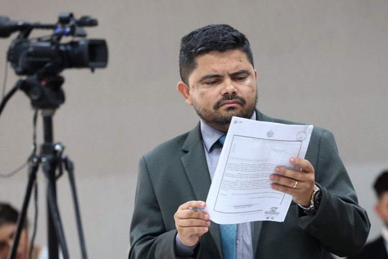 Jesuíno Boabaid pede cópia de documentos de projeto que altera a estrutura administrativa do TATE