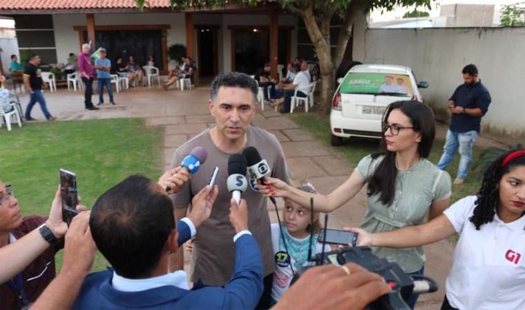 Delegado da Polícia Civil Arismar Araújo é eleito prefeito de Pimenta Bueno