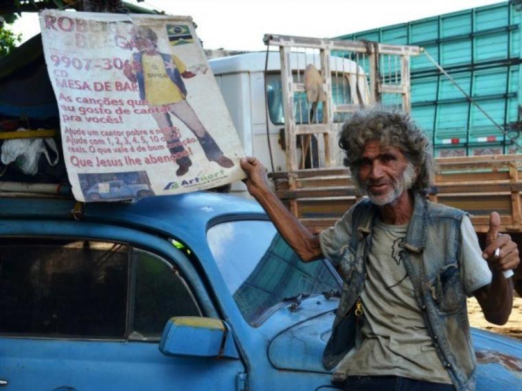 Roberto Brega é encontrado morto e hotel de Porto Velho