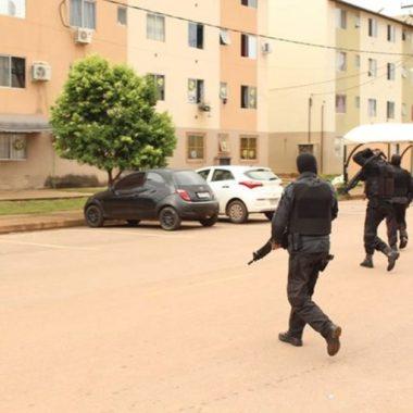 Polícia Civil deflagra segunda etapa de operação em condomínio em Porto Velho