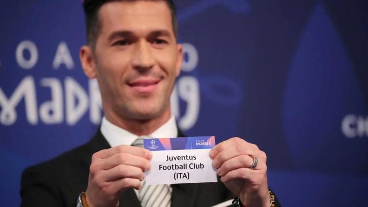 Confira os jogos das oitavas de final da Liga dos Campeões