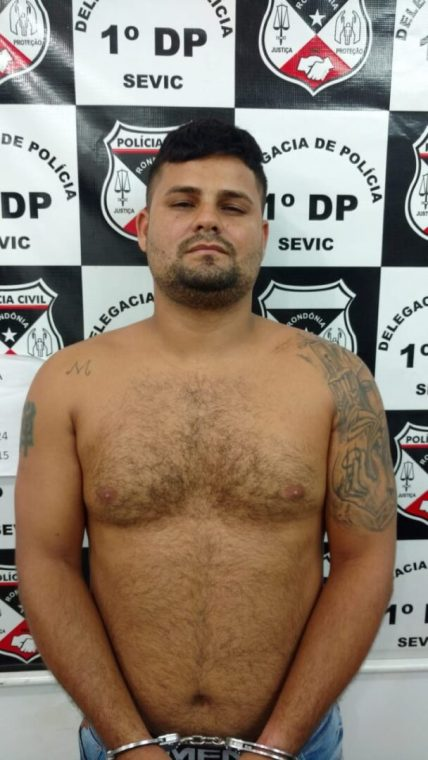 DROGAS NÃO – Traficante que fugiu de operação da Polícia Civil é preso por agentes do 1° DP