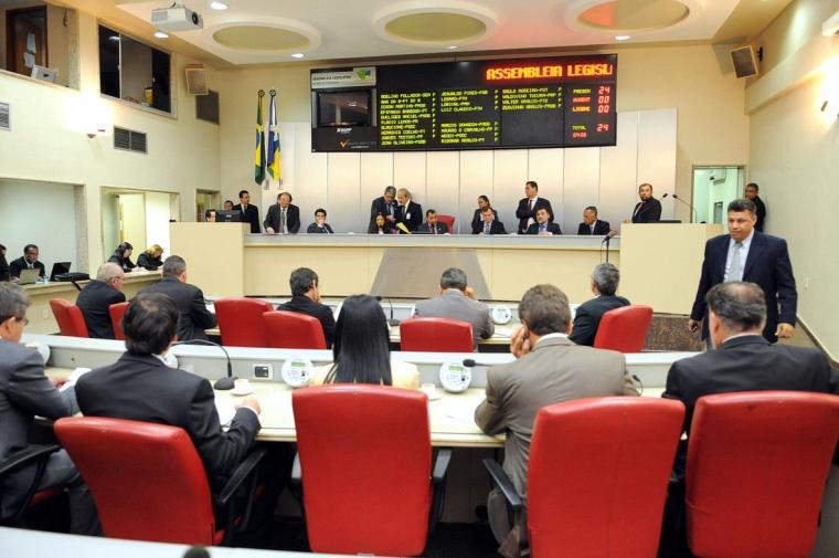 Grampo, ameaças e promessas de cargos acirram disputa de presidência da ALE- RO