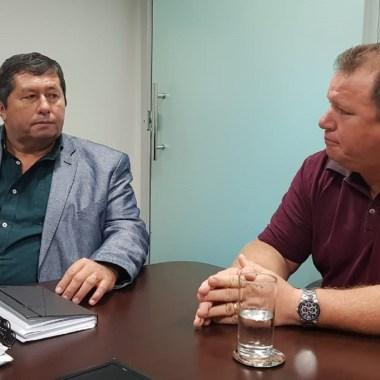 Dr. Neidson solicita medidas de recuperação em avenida de Guajará-Mirim e na RO 420 em Nova Mamoré