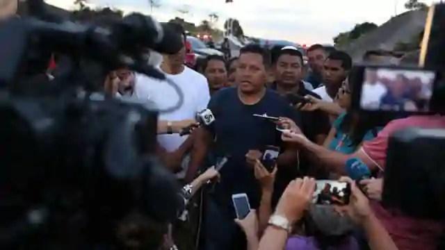 Prefeito foge da Venezuela pela mata e denuncia dezenas de mortes