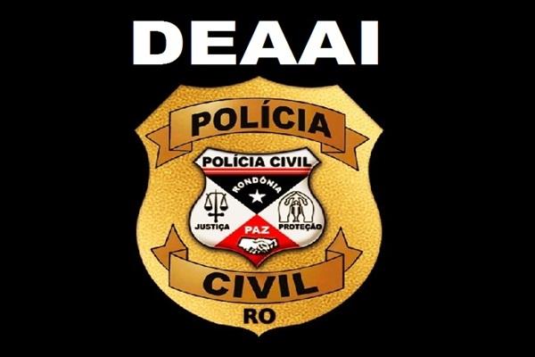 PC apreende adolescente envolvido na morte de empresário em Porto Velho