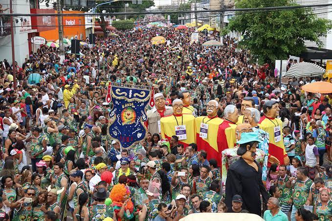 """CARNAVAL 2019 – """"Banda do Vai Quem Quer"""" desfila neste sábado (2); vias da região central serão fechadas a parir do meio dia"""