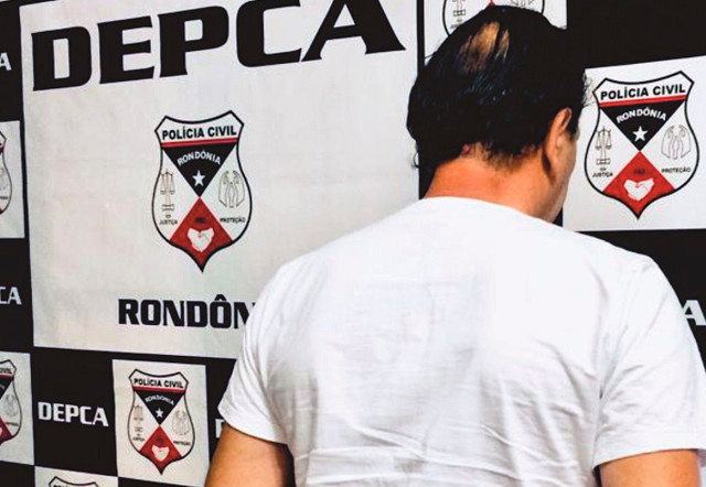 Operação Luz na Infância prende professor estadual por crimes sexuais em Porto Velho