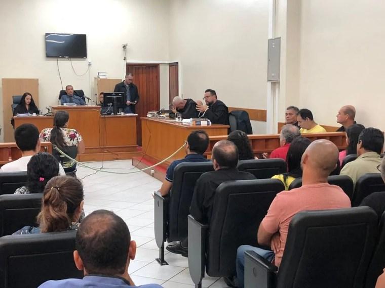 Começa júri de ex-marido acusado de matar diretora de posto de saúde