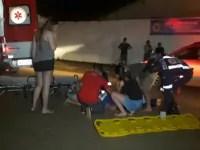 Mulher chora por traíção e tenta suicídio na Imigrantes em Porto Velho