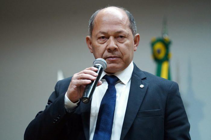 Pedida a cassação do deputado coronel Chrisóstomo do PSL/RO