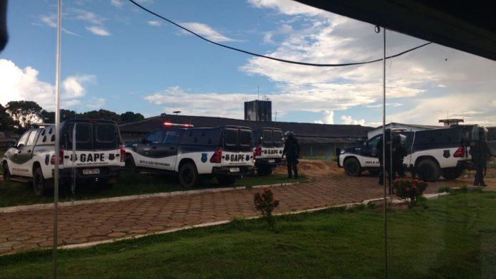 SEJUS RO pede interdição total do presídio Ênio Pinheiro