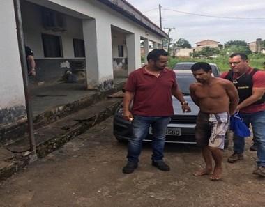 Suspeito envolvido em morte de comerciante é preso na capital