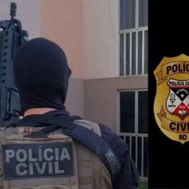 Polícia Civil indicia acusado pela prática do crime de furto na escola Ulisses Guimarães