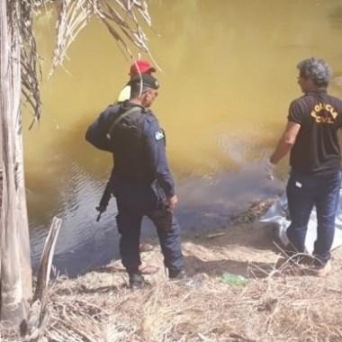 Homem é encontrado morto na beira de Lago na Zona Rural da capital