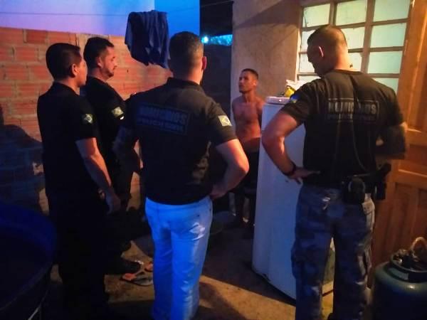 """Polícia Civil deflagra operação """"Emboscada Vermelha"""" na Capital"""