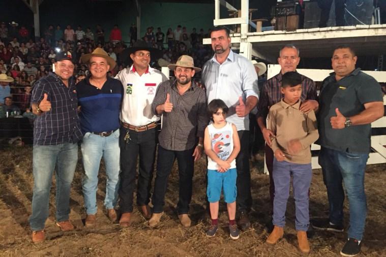 Presidente Laerte Gomes apoia realização da 13ª Expomarques com emenda de R$ 80 mil