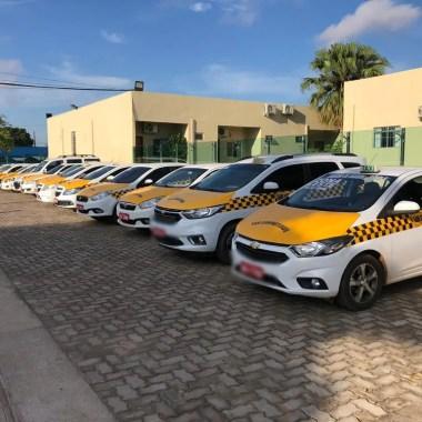 Em protesto, taxistas passam noite na frente da Câmara Municipal de Porto Velho