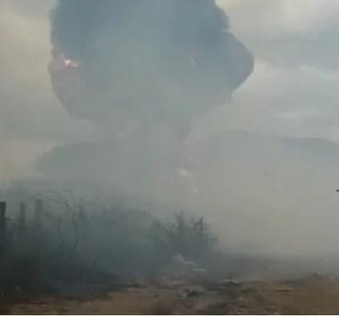 Caminhão-tanque do Ibama é incendiado próximo a reserva em Rondônia