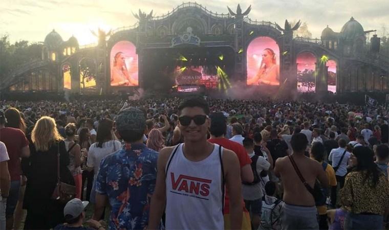 DJ de Porto Velho é o primeiro rondoniense a tocar no Tomorrowland na Bélgica