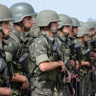 EXÉRCITO – Inscrições para oficiais e capelães vão até dia 2 de agosto