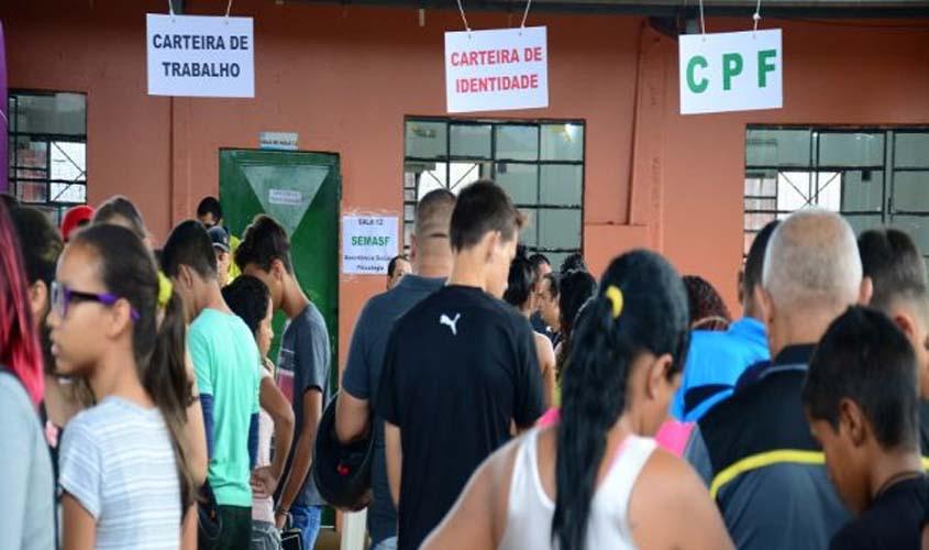 TRT Comunidade realiza atendimentos na zona Sul da capital