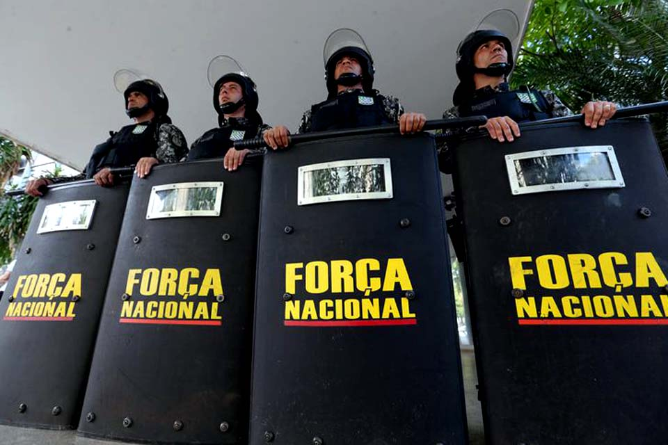 Ministério da Justiça prorroga por mais 180 dias presença da Força Nacional em Presídio de Rondônia