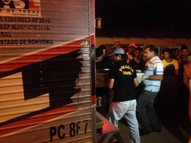 Ex-apenado é executado com 10 tiros em bairro da região central da capital