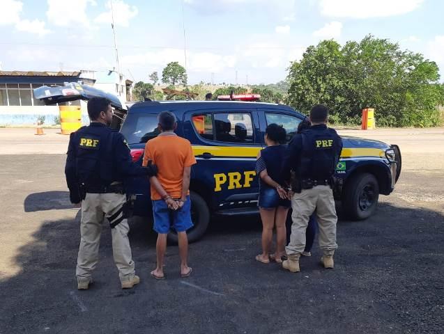PRF apreende 20 quilos de cocaína pura em Porto Velho